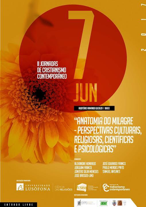 cartaz II Jornadas